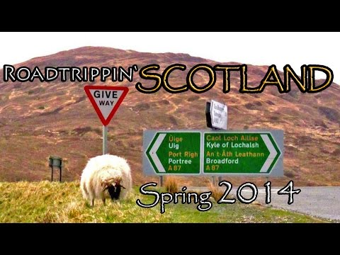 "Scotland Highland Roadtrippin' (2014) feat. ""I See a Darkness"" (Acid Pauli)"