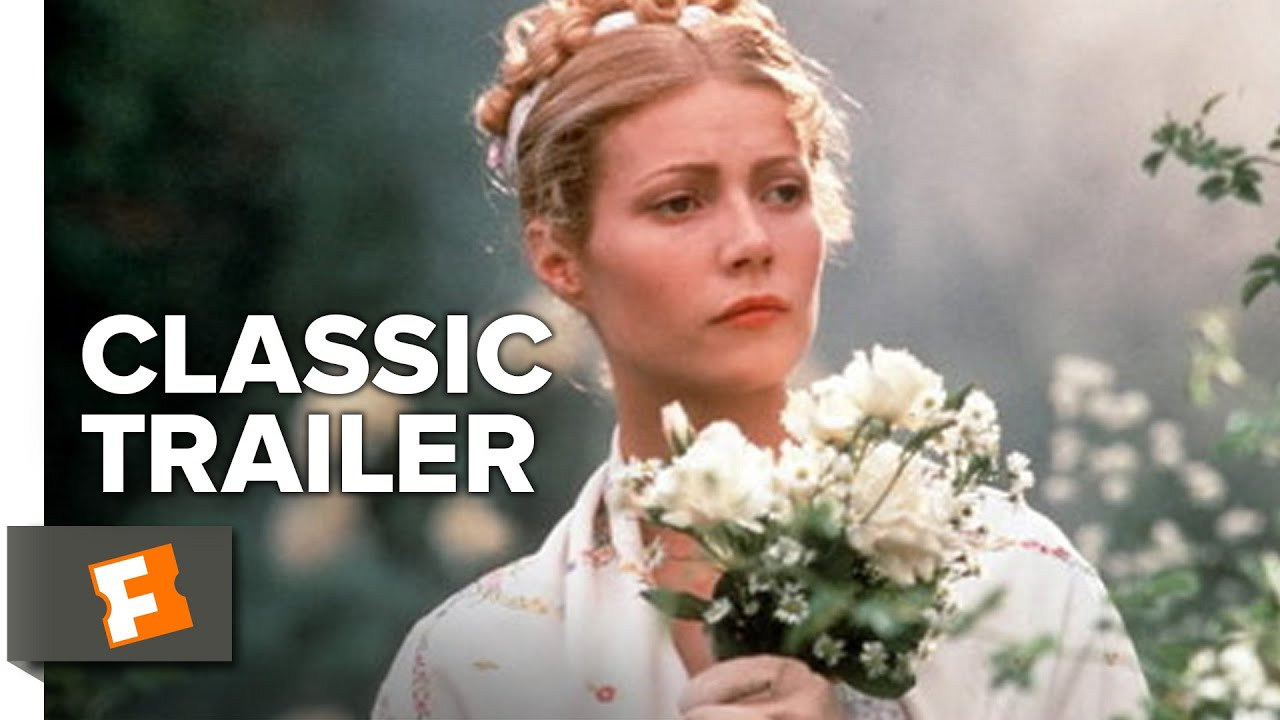 Emma (1996) Official Trailer - Gwyneth Paltrow, Ewan McGregor Movie HD ...