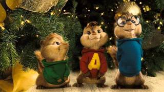 Justin Bieber feat Mariah Carey - All I Want For Christmas Is You (Alvin and the Chipmunks)