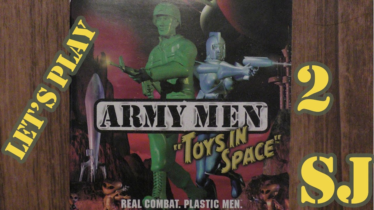Meeting The Blues Army Men Toys In Space 2 Youtube