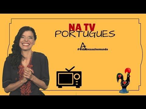 Ganhei um  programa na televisão portuguesa