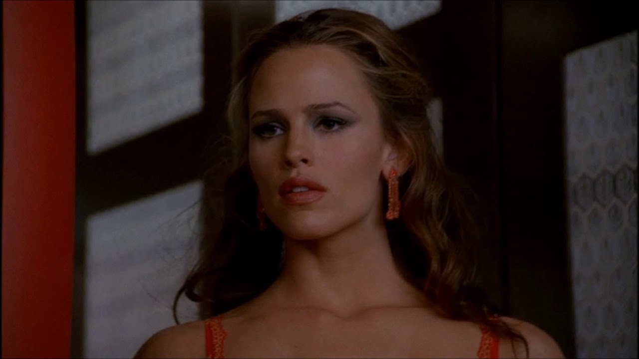 Sexy Jennifer Garner