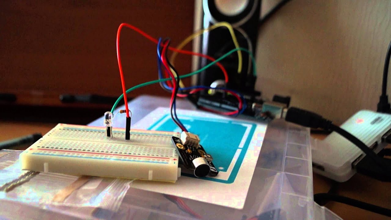 LED Turning Off And On With Clapping  Arduino Sound Sensor YouTube - Clap sensitive on off relay