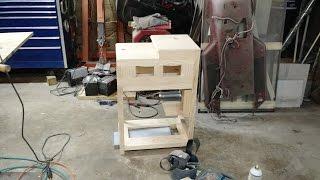 Custom Wooden PC Case Build - Video 5