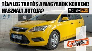 MűhelyPRN 52.: Tényleg tartós a magyarok kedvenc használt autója?