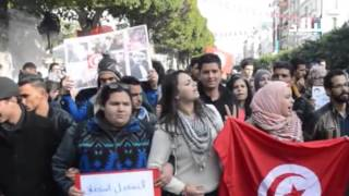 الحكومة التونسية تفرض حظر التجوال ليلا على كافة أنحاء البلاد  -EL BILAD TV -