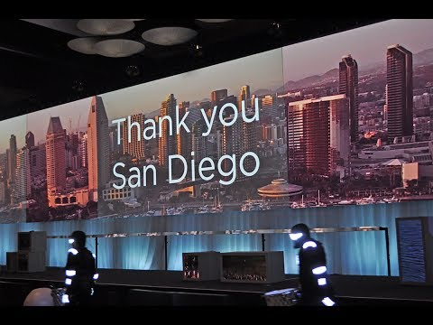 Remember World Summit Tour in San Diego