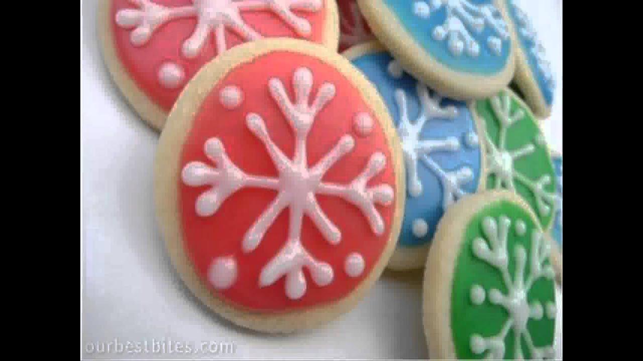 Creative Christmas Cookie Decorating Ideas
