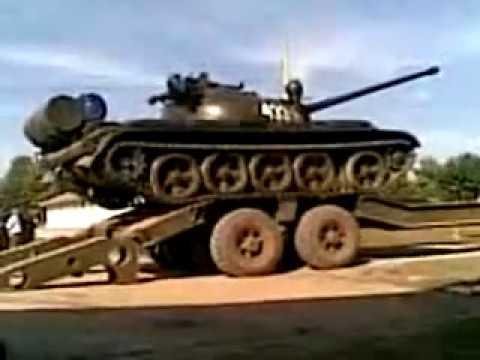 T55 in Vietnam - xe tang T55 o Viet Nam