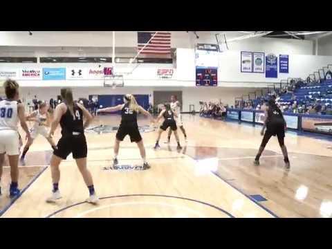 Women's Basketball vs Eastern Illinois Highlights 12/8/2017