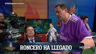 Tomás Roncero a Cristóbal Soria: