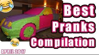 Best Pranks Compilation | April 2017 ||Urdailygiggle||