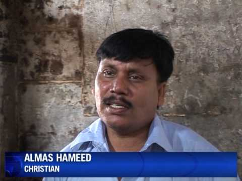 Pakistan's Christians fear renewed violence