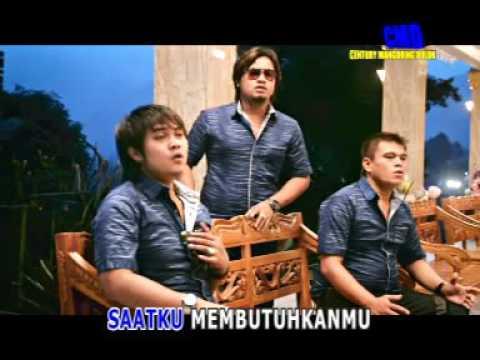 HARUSNYA KAU DISINI - THE BOYS TRIO POP INDONESIA VOL.1 [ Official Music Video CMD RECORD]