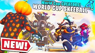 I Saw PEWDIEPIE AT THE FORTNITE WORLD CUP... + SECRET FORTNITE MAPS! (Fortnite Creative)