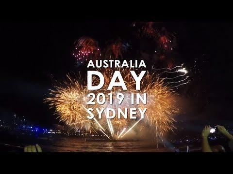 AUSTRALIA DAY 2019 In Sydney