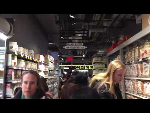 A Full Store Tour Of The Brand New Whole Foods In Bryant Park NYC