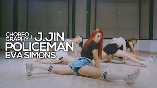 Eva simons - Policeman : J.Jin Choreography [댄스]