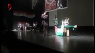 احصد نصرك - قصيدة مهداة إلى سورية من الشاعر التونسي أيوب علي لسود