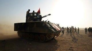 القوات العراقية تستعيد السيطرة على عين ناصر
