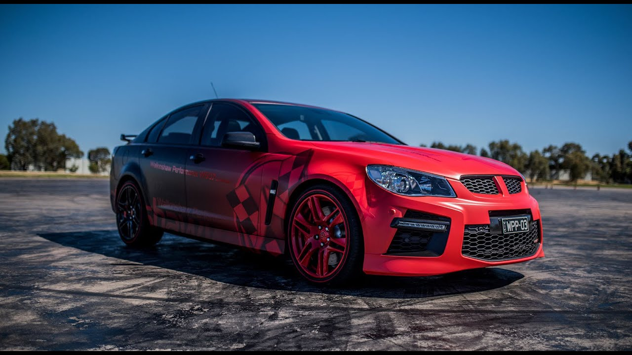 The W507 Performance Package