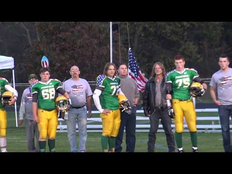 Pennfield Football  A Salute To Service