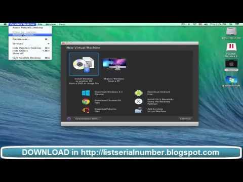parallels desktop 10 serial number