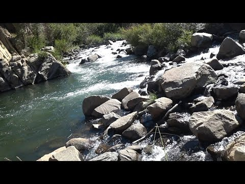 Truckee River Fishing - September 2018