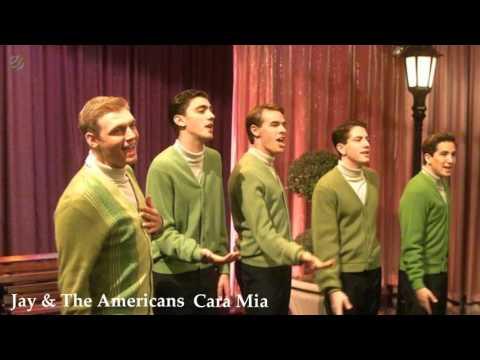 Jay & The Americans - Cara Mia [HQ Audio]