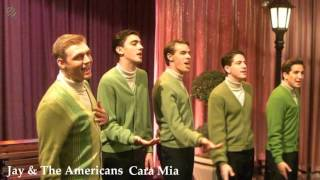 Jay & The Americans - Cara Mia [HQ Audio]