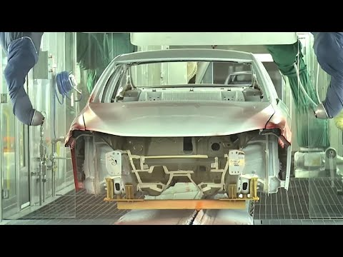Nissan Assembly Plant Smyrna Tennessee Tour