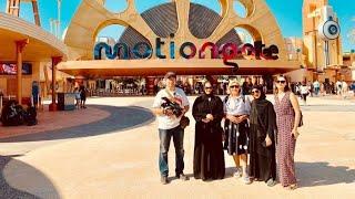 Путешествие в Дубай Море развлечений. Надия Базив