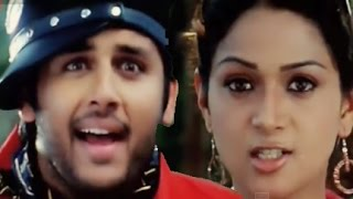 Nitin flirts with trisha - mawali ek play boy - comedy scene 3/11