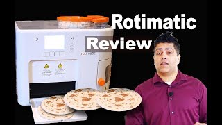 ROTIMATIC Unboxing and Honest Review | Roti Maker Review | Indian Roti Maker | Rotimatic machine