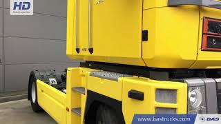 видео Renault Magnum