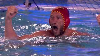 Водное поло. Чемпионат Европы - 2018. Финал. Сербия - Испания