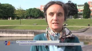 """1ère circonscription : Florence Humbert sous les couleurs de """"Demain en commun"""""""