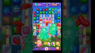 Candy Crush Friends Saga Level 416 NO BOOSTERS - A S GAMING