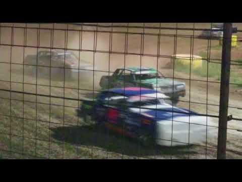 Hobby Stock Feature Salina Speedway 7.27