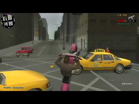 GTA: Liberty City Stories - Capitulo 7. Misiones de Maria y Salvatore