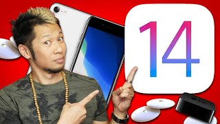 More iOS 14 leaks! iPhone 9, iPad Pro, Apple TV 4K, AirTags & More!
