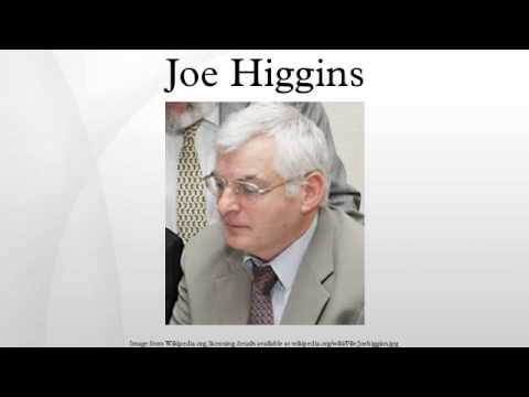 Joe Higgins