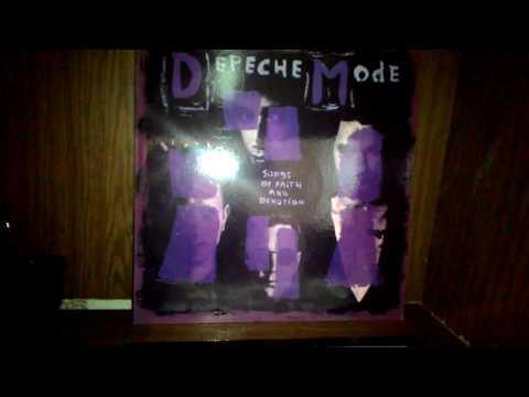 Depeche Mode songs of faith and devotion (винил)