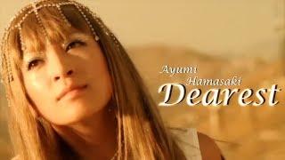 Gambar cover Ayumi Hamasaki - Dearest (PV) HD