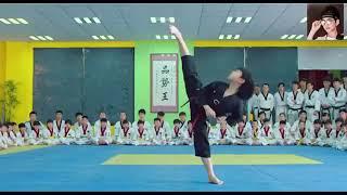Gambar cover Kubra Dagli VS Lin Qiu-Nan - Taekwondo