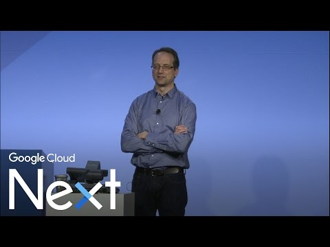 Learning Technology & Machine Learning (Google Cloud Next '17)