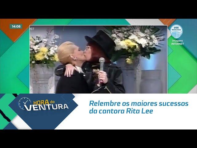 Hoje é dia de #tbt: relembre os maiores sucessos da cantora Rita Lee
