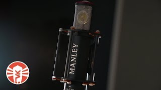 Manley Reference Cardioid Mic | Microphone | Vintage King