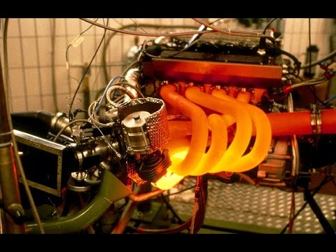 F1 V8 Engine sound Cosworth DFV