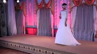 Показ пре-коллекции свадебных платьев Gabbiano 2016 года